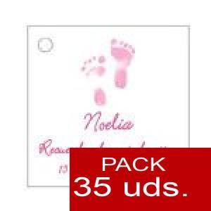 Imagen Etiquetas personalizadas Etiqueta Modelo C24 (Paquete de 35 etiquetas 4x4)