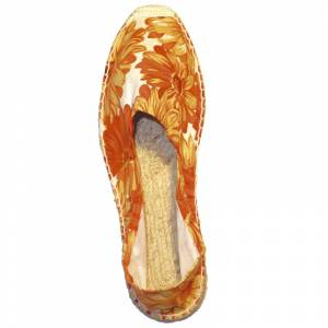 Imagen Naranja ESTM - Estampada Mujer Girasoles Naranja Talla 41