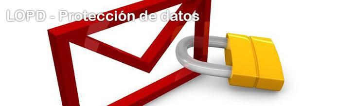 Alpargatas Tienda On-line - LOPD - Protección de Datos