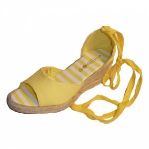 Amarillo - Y104307-S Alp.Val. Mujer Abierta Amarillo Talla 38