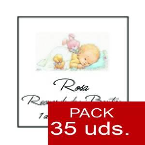 Imagen Etiquetas impresas Etiqueta Modelo F24 (Paquete de 35 etiquetas 4x4)